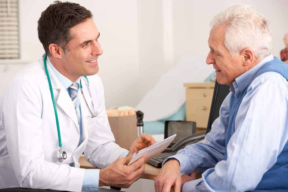 making eye contact with patients will make you a better doctor