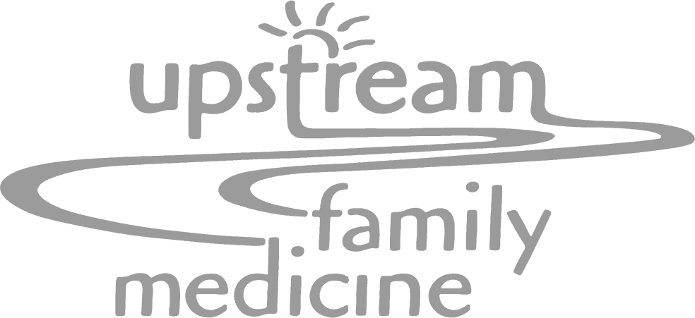 Upstream Family Medicine-logo